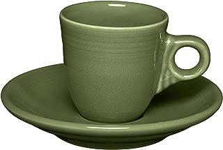 Fiesta A.D. Cup and Saucer, 2-1/2 oz, Sage