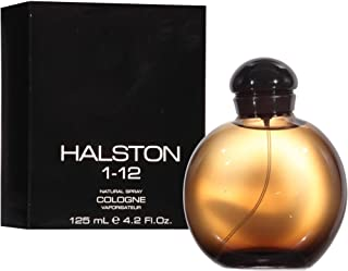 Halston 1-12 by Halston for Men 4.2 oz Cologne Spray