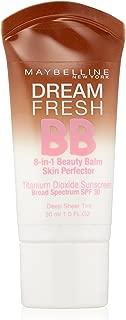 Maybelline New York Dream Fresh BB Cream, Deep, 1 Fluid Ounce (Packaging may vary)