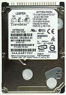 DK23EA-30, A/A0C1C/A, Hitachi 30GB IDE 2.5 Hard Drive