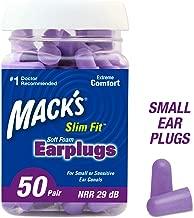 Protetor Auricular Mack's Slimfit 29db 50 Pares