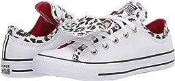 White/Leopard