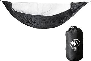 Outdoor Vitals Ultralight Hammock Bug Net with Underside and Side Splash Protecton