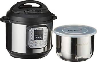Instant Pot Duo 7-in1 Electric Pressure Cooker, Silicone Lid