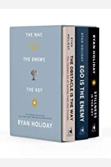 The Way, the Enemy, and the Key: A Boxed Set of The Obstacle is the Way, Ego is the Enemy & Stillness is the Key ハードカバー