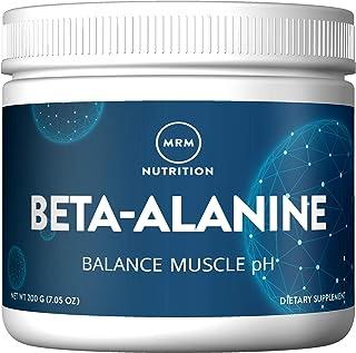 MRM Beta-Alanine, Balance Muscle pH, 7.05 oz (200 g)