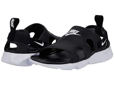 Nike Owaysis (Black/White) Men