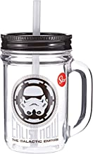 Stor Jar Star Wars Young Adult Large Mason 650 ml, Clear