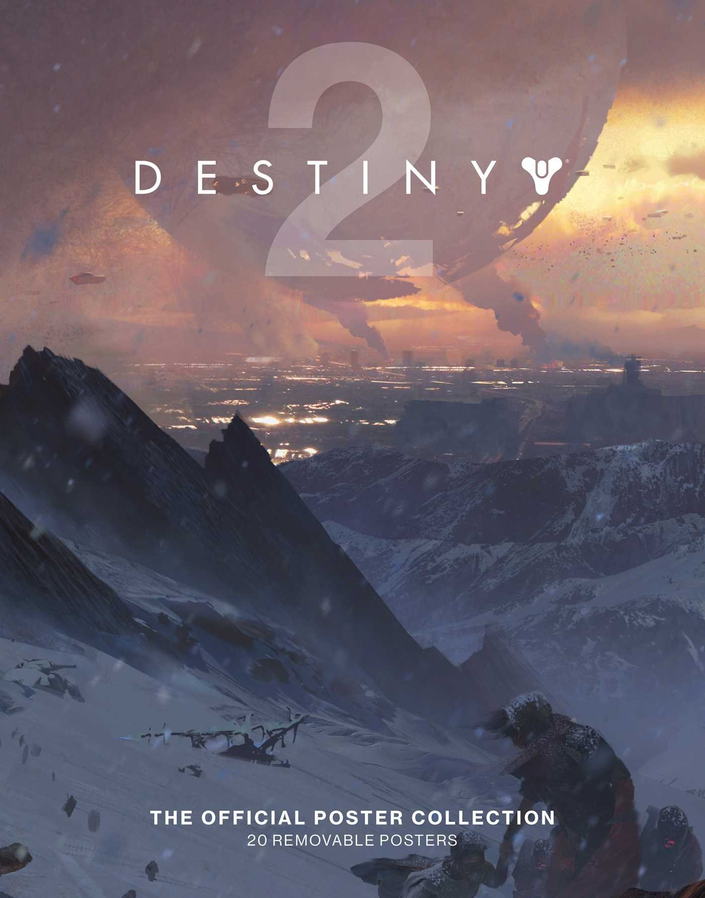 Download Destiny 2 Official Poster Collection (Poster Books)