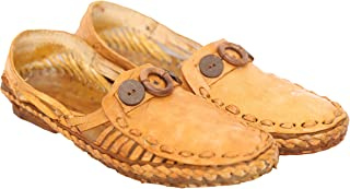 AAUTHORITY Mens Flat Sandle with tri-Button