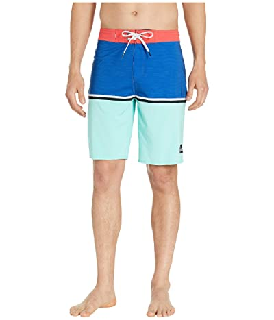 Quiksilver Highline Division 20 Boardshorts (Aqua Splash) Men