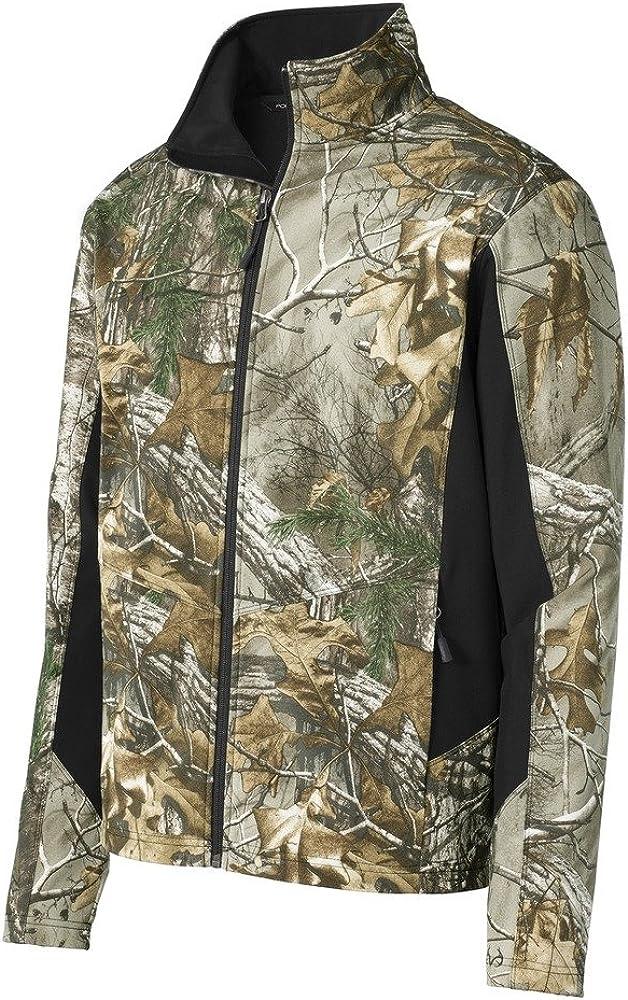定番スタイル Blackout Tee's Real Tree Waterproof Track Jacket Soft Polyester 予約販売品