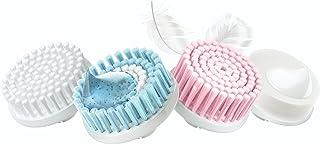 comprar comparacion Braun Face - Cepillos de recambio para dispositivo de limpieza facial, 4 cepillos