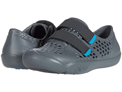 PLAE Mimo (Toddler/Little Kid) (Fog Grey) Kids Shoes