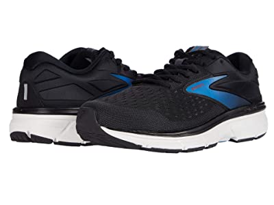 Brooks Dyad 11 (Black/Ebony/Blue) Men
