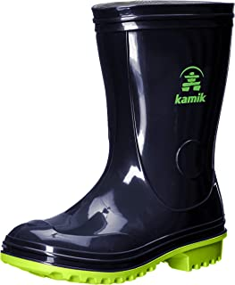 Kamik Kids' Pebbles Rain Boot