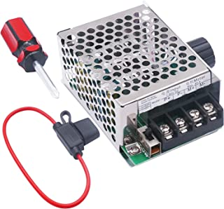 TWTADE Control Motor Speed PWM 7-80V DC Max 30A 1500W Forward Reverse linear speed regulation DC12V 24V 36V 50V 30A I-K-012