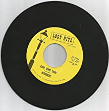 come home soon / i'm sold (on you) 45 rpm single