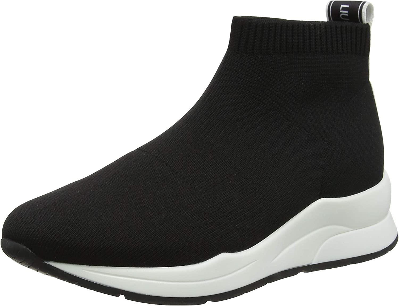 Liu Jo Damen Karlie 16 - Elastick Sock schwarz schwarz schwarz Turnschuhe  b9858f