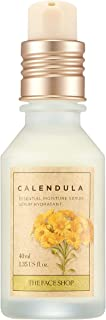 [THEFACESHOP] Calendula Essential Moisture Serum, Helps Smooth and Even Tone for Sensitive Skin and Face - 40 mL