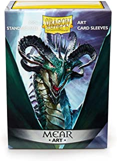 Sleeves: Dragon Shield Limited Edition Art Sleeves: Mear