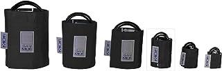 MDF® Pediátrico - Doble tubo Manguito sin látex para presión arterial - Negro (MDF2030420-11)
