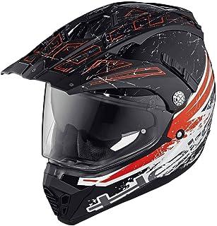 <h2>Held Alcatar Motocross Helm L 59/60 Schwarz/Weiß/Rot</h2>