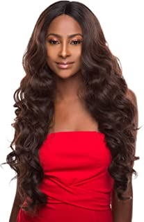 STUDIOCUT BY PROS Synthetic Hair Wig Deep Lace Curved Part Franchesca (OP430)