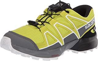 SALOMON Speedcross CSWP J, Chaussures de Trail Mixte Enfant