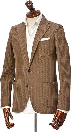 [Altea【アルテア】]シングルジャケット COPPER 1952309 32 コットン ブラウン