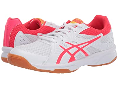 ASICS GEL-Upcourt(r) 3 (White/Laser Pink) Women