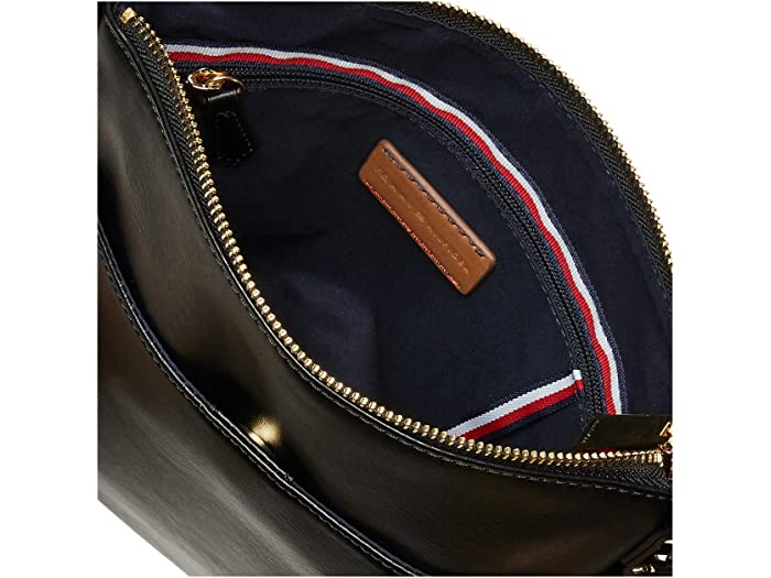 Tommy Hilfiger Julianne 1.5 - North/south Crossbody Smooth Pvc Brand Bags