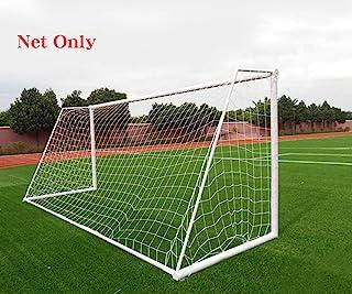 Soccer Goal Net Football Polyethylene Training Post Net Full Size (Net only)