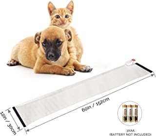 TruePower Electronic Pet Training Scat Shock Mat for Dogs Cats - 60 x 12 Inches, Indoor Pet Training Mat for Dogs and Cats, Pet Barrier for Off-Limit Areas
