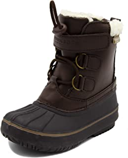 Boys Oxford Toddler Cold Weather Snow Boot
