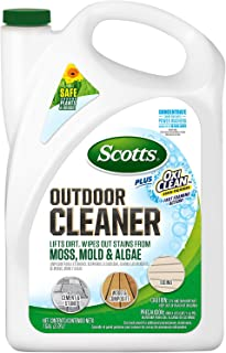 Scotts Plus Oxi Clean Outdoor Cleaner Concentrate