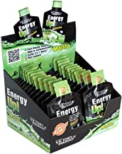 Weider Energy Up Gel Caffeine Mojito Flavor with Caffeine with Added Sodium Immediate Energy – 24 Count Estimated Price : £ 23,25