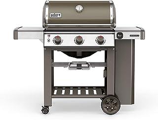 Grille à gaz Weber Q2000 Titan avec table d'appoint: Amazon