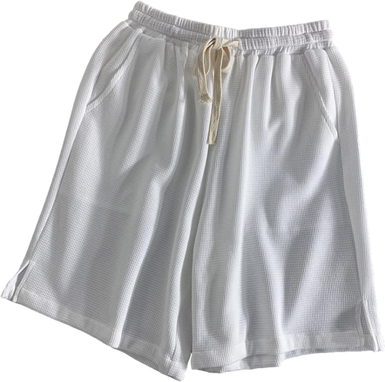 Spring new work Men's Lightweight Sports Shorts Summer Elegant Large Color Fashion Solid