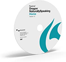 Dragon NaturallySpeaking Home 13, Disc Only