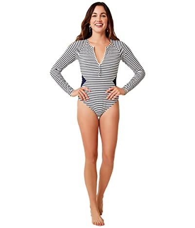 Carve Designs Long Sleeve All Day One-Piece