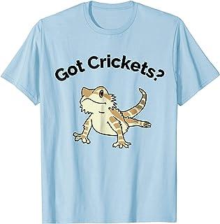 fcf1a5c93 Bearded Dragon Got Crickets Bearded Dragon Accessory T Shirt
