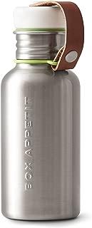 BLACK + BLUM - Water Bottle - Steel/Lime
