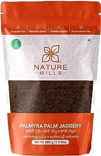 NatureMills Palmyra Palm Jaggery