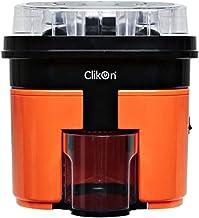 Clickon Juice Extractor - Ck2258, Orange, Plastic Material