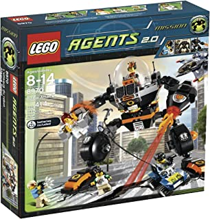 Best lego agents chase Reviews