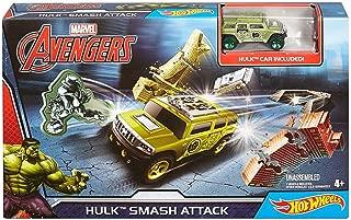 Hot Wheels Marvel Avengers Hulk Smash Attack