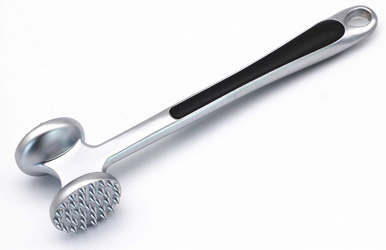 Max 56% OFF JACHI Meat Tenderizer Double Sides Excellent Grade Premium Nails Zinc Food