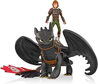Hiccup And Toothless - How To Train Your Dragon 2 - 2014 Hallmark Keepsake Ornament