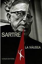 La náusea (El libro de bolsillo - Literatura) (Spanish Edition)